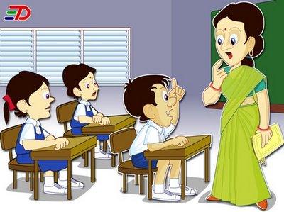 Essay about teacher